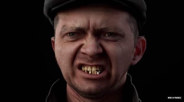 Разработчики S.T.A.L.K.E.R. 2 похвастались уникальными зубами у NPC