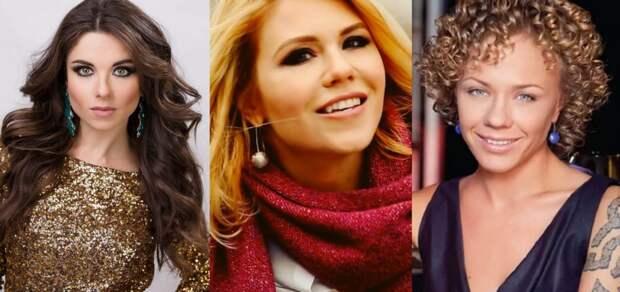 Все певицы, которые в разное время выступали в группе «Лицей»
