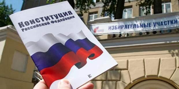Дмитрий Реут: Участковые комиссии в Москве работают с 8 утра/ Фото mos.ru