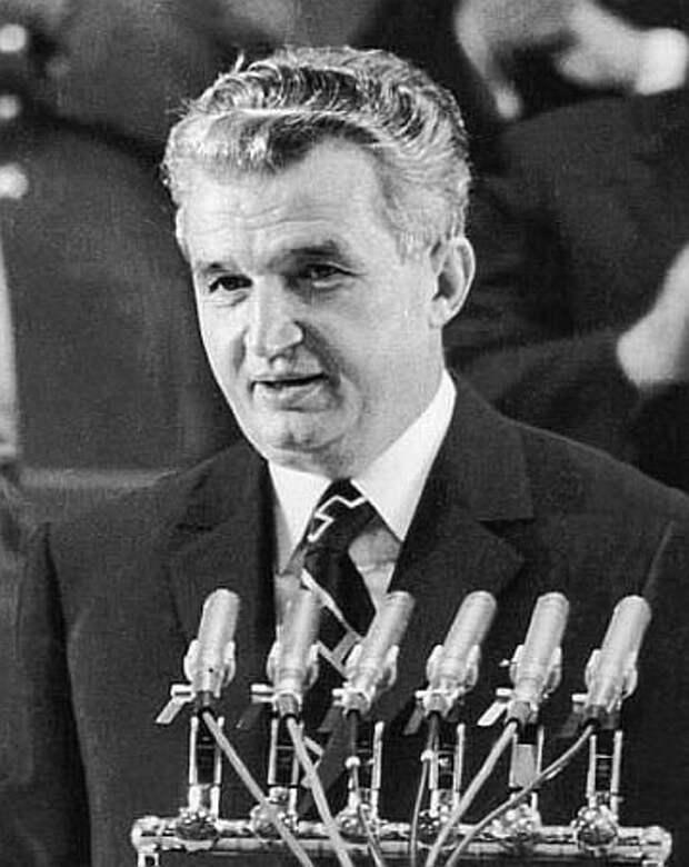 Политическое убийство: 25 лет назад расстреляли супругов Чаушеску