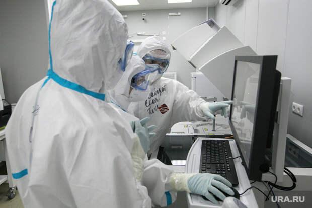 Врачи нашли новую мутацию коронавируса