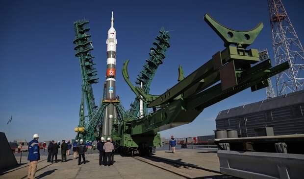 Россия отправила на МКС свой космический корабль