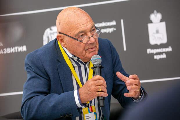 Владимир Познер заявил, что намерен вернуться в Грузию