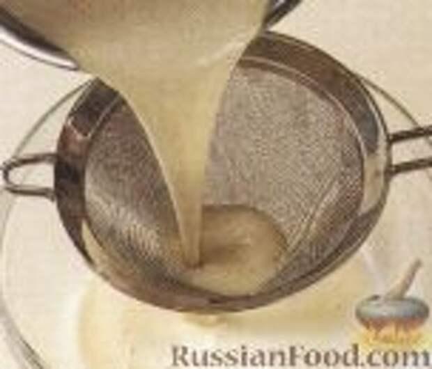 Фото приготовления рецепта: Домашнее мороженое - шаг №3