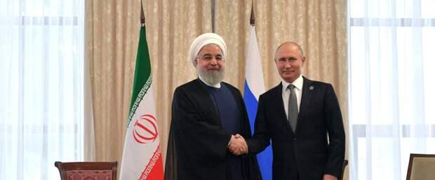 Россия – Иран: в Сирии и на Ближнем Востоке