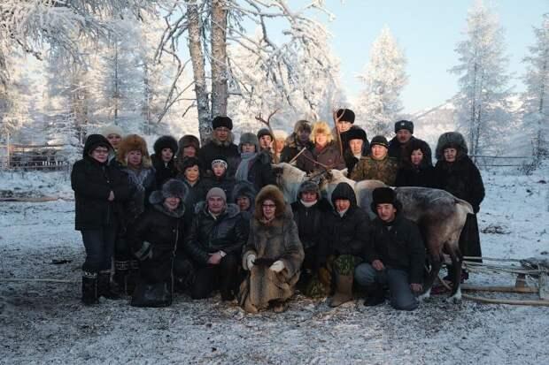 Оленеводческая бригада