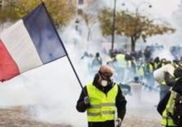 Правительство Франции призывает отказаться от протестов