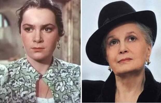 Элине Быстрицкой исполнилось 90: Почему первая красавица советского кино не снималась 20 лет
