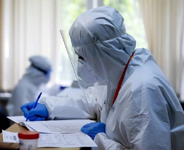 19 744 новых случая заболевания коронавирусом было выявлено в России за минувшие сутки