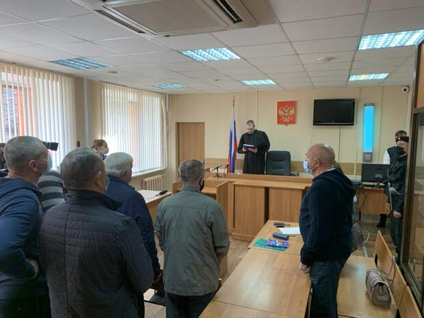В Удмуртии началось оглашение приговора экс-главе республики Александру Соловьеву
