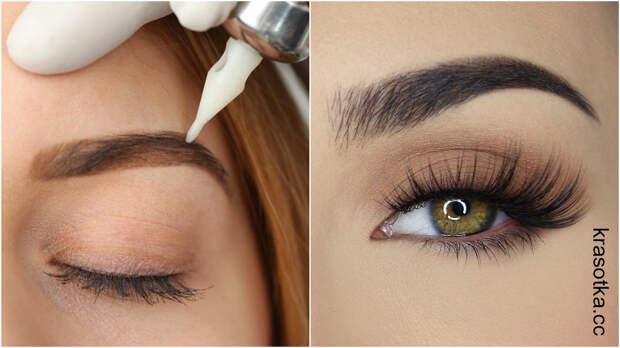 Перманентный макияж бровей: виды техник и распространенные мифы