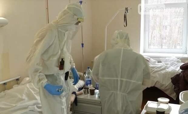 В Карелии снова подтверждены три летальных исхода от ковида, еще 22 человека госпитализированы с пневмонией