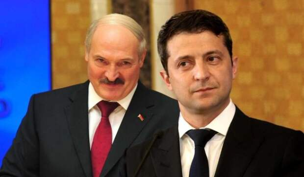 Новая обувка: Лукашенко записался в друзья к Зеленскому белоруссия, украина, лукашенко, зеленский