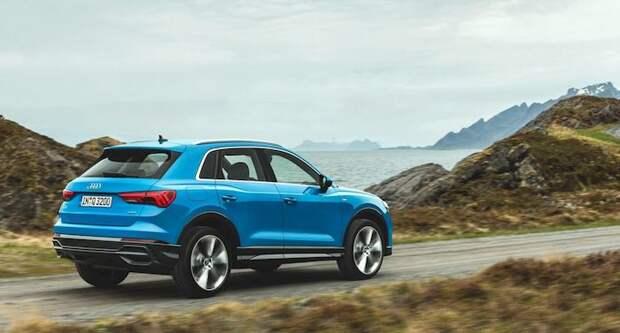 Состоялась российская премьера нового поколения Audi Q3