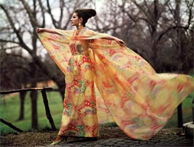 Уроки стиля от княжны Голицыной: Как эмигрантка из России стала законодательницей мод в Италии