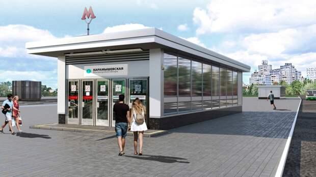 Станции «Карамышевская» и «Мневники» откроют до конца марта
