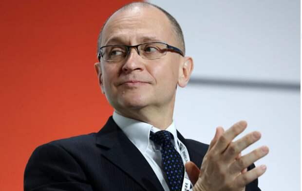 Российский интернет-рынок самый либеральный в мире – Сергей Кириенко