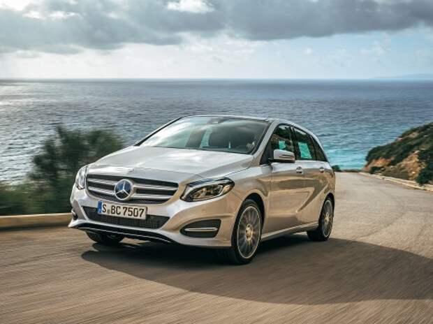 Mercedes-Benz B-класса: как «Бэ» модернизировали