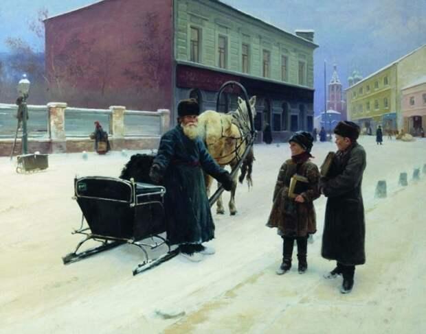 художник Николай Касаткин картины – 13