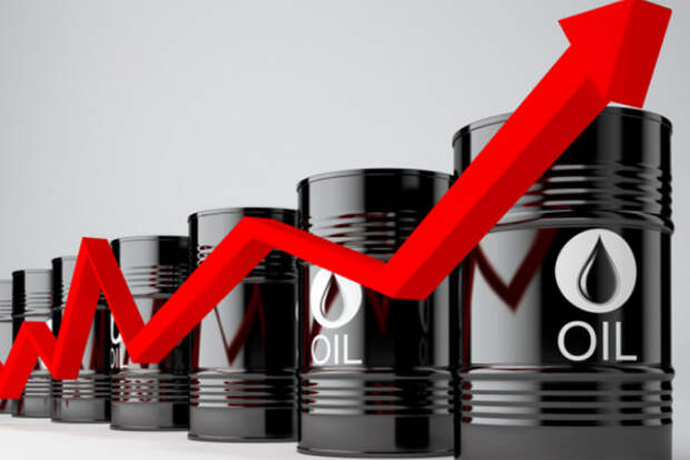 Цены на нефть рост