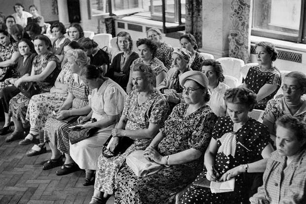 Cartier Bresson15 25 кадров Анри Картье Брессона о советской жизни в 1954 году