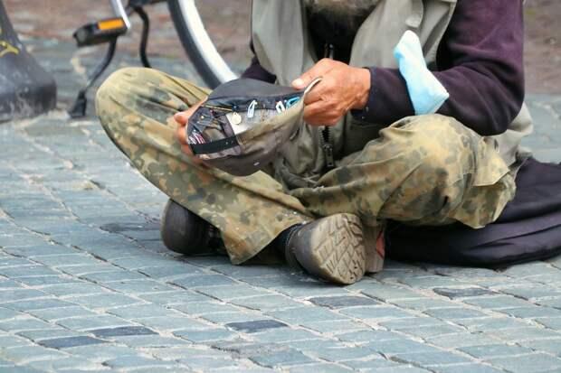 Эффективный способ борьбы с попрошайками нашли в Швейцарии