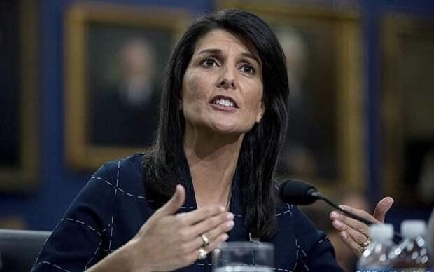 Хейли заявила об угрозе ухудшения отношений между США и Россией