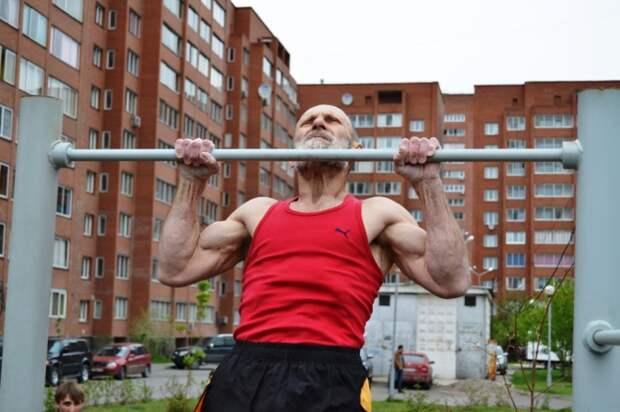 Возраст не помеха. /Фото: bloknot.ru.