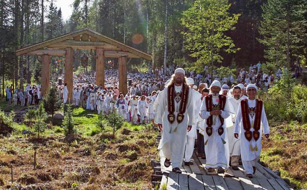 Руководителей «Церкви последнего завета» задержали в Красноярском крае