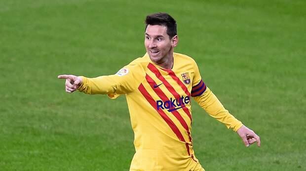 Месси решил сыграть в финале Суперкубка Испании. Он выйдет с первых минут
