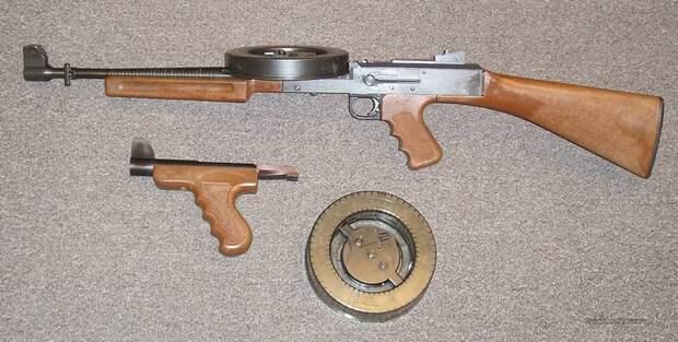Самые быстростреляющие образцы огнестрельного вооружения