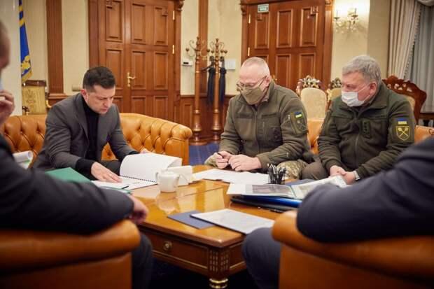 Потери ВСУ: Зеленский устроил разнос военным ипотребовал действовать