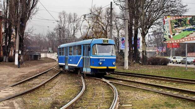 В Одессе пассажиры трамвая устроили скандал из-за украинского языка