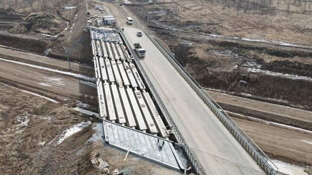 Реконструкция мостов в рамках нацпроекта начнется в Приморье в 2022 году