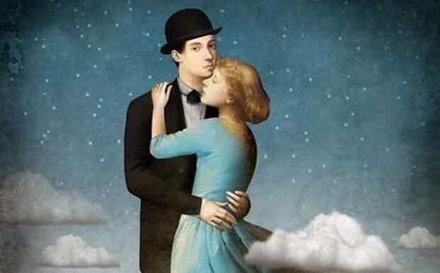 Синхронный танец любви