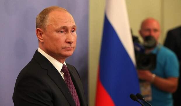 Путин высказался заболее активное участие волонтеров вполитике