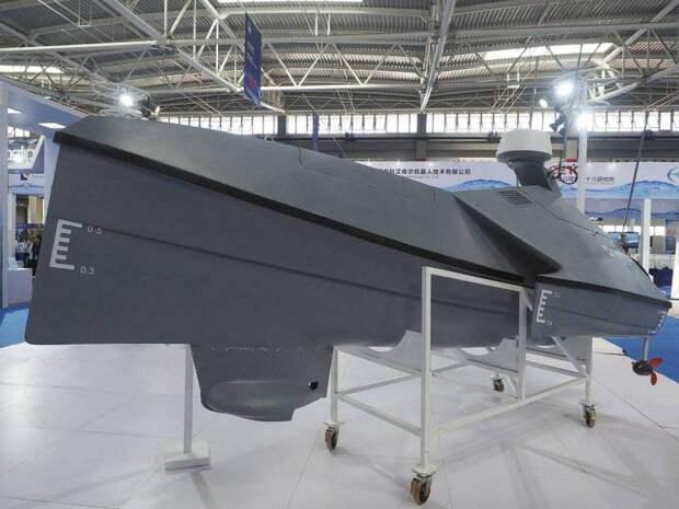Безэкипажные надводные корабли: угроза с Востока