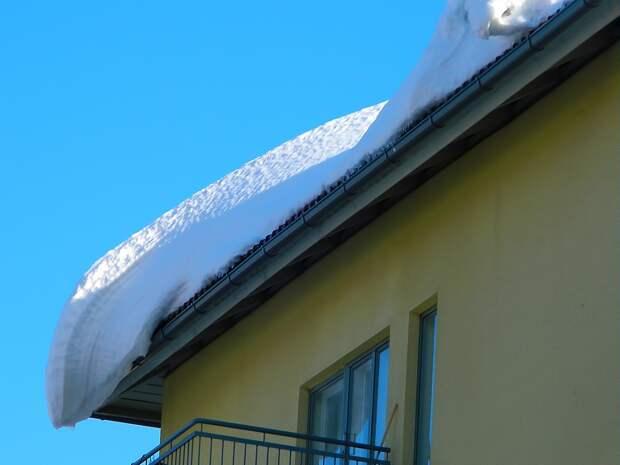 Ижевскую управляйку оштрафовали за несвоевременную уборку снега