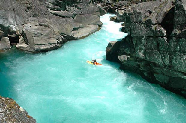 Самые красивые реки мира