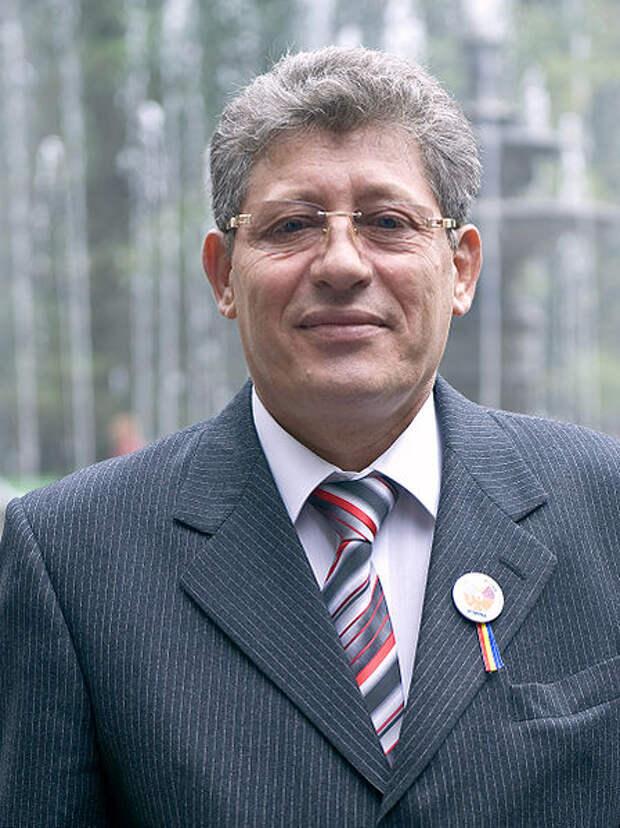 Михай Гимпу, евроинтегратор