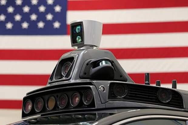 Американку обвинили в убийстве за ДТП на беспилотном Uber