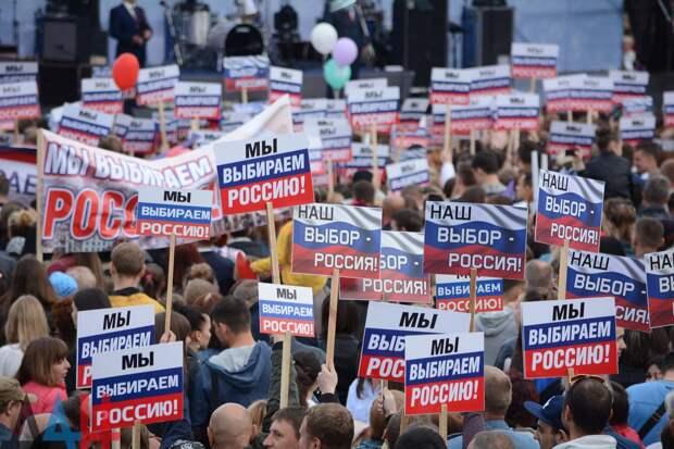 «Время уходит»: Выборы в Госдуму закрепили политическое единство ЛДНР и РФ – Джангиров