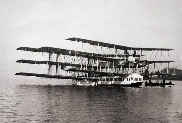10 самых странных летательных аппаратов в истории авиации