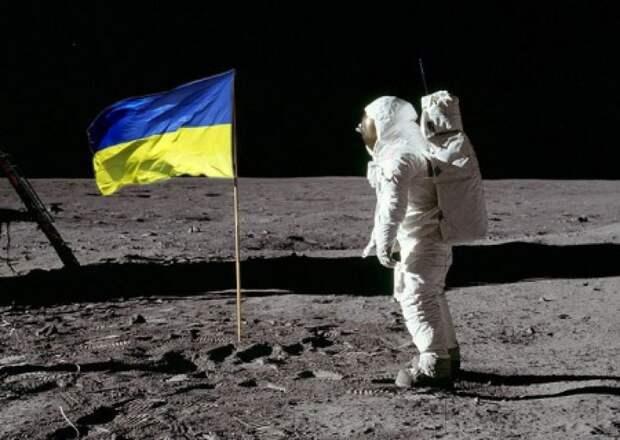 Кучмой теперь работает Зеленский, но Украина по-прежнему контролирует космос