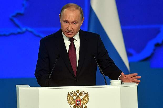 Путин предложил ввести социальный контракт для борьбы с бедностью в России