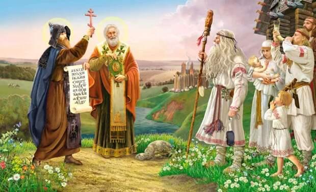 """""""Поганые"""" - почему родноверов на Руси христиане называли именно так?"""