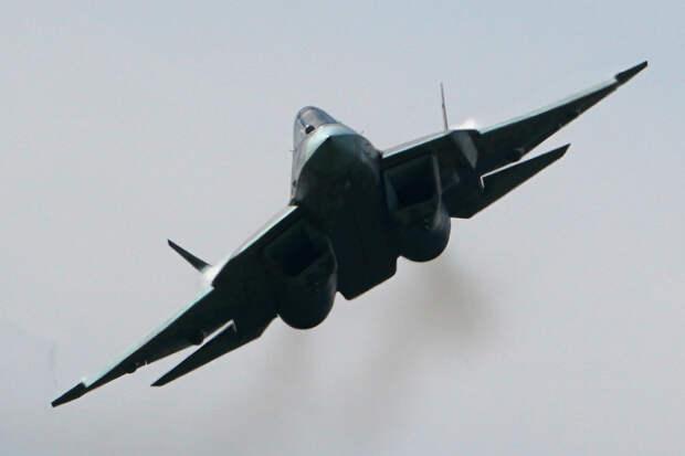 Эффективные доработки: Су-57 продолжает совершенствоваться