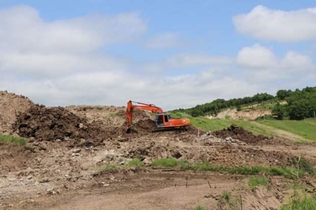 Уссурийск получит дополнительные средства на реконструкцию Кугуковского водохранилища