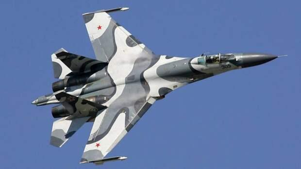 19FortyFive: маневры легендарного Су-27 могут поставить в тупик американских пилотов