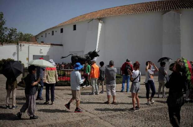 10 фото о том, какой стала Испания во время карантина